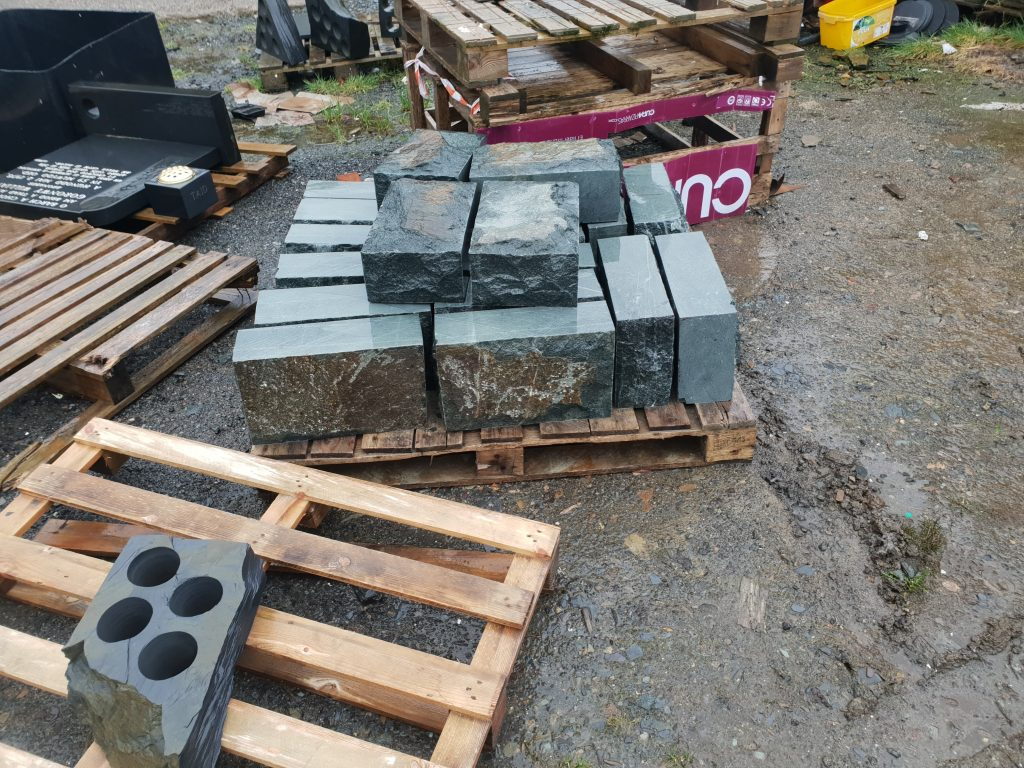 Granite sawn dressed corneres for sale in north wales and cheshire