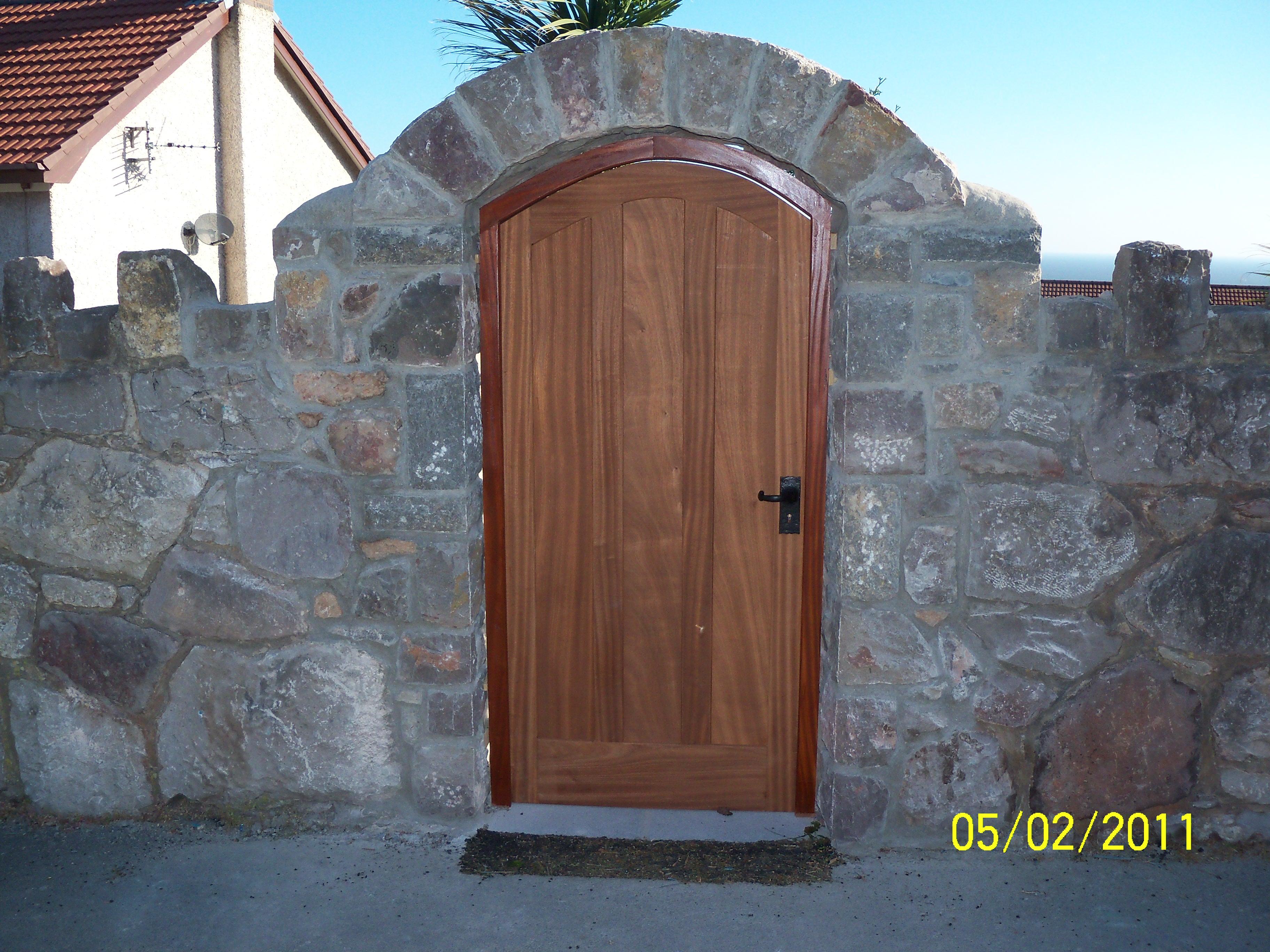 stone arch conwy